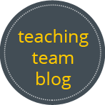 teaching team blog